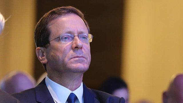 Isaac Herzog, presidente de la Agencia Judía.