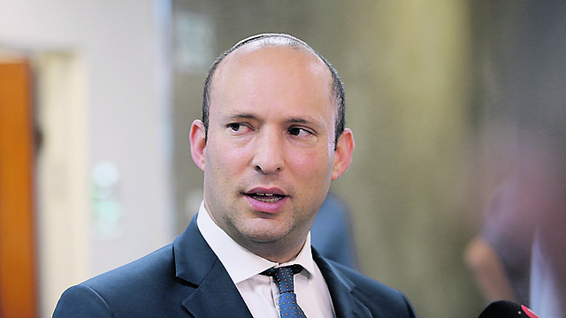 Ministro de educacion Naftali Bennett