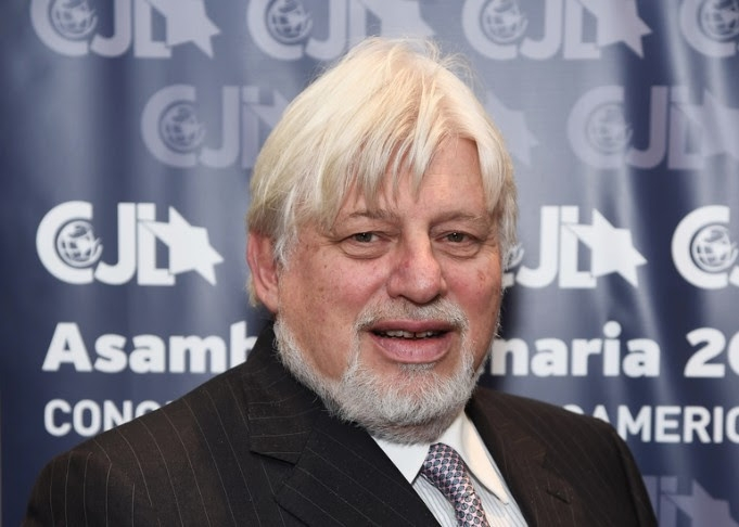 Adrián Werthein, presidente del Congreso Judío Latinoamericano