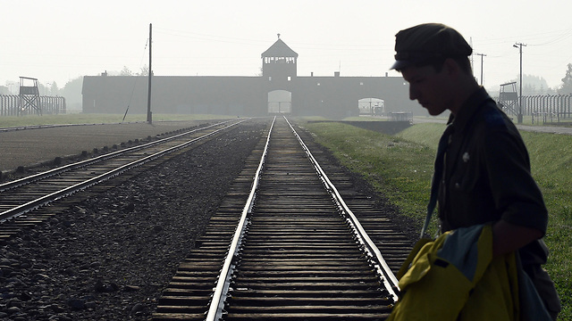 """""""En 1944 llegó a Auschwitz, donde se le dio el número 174005""""."""