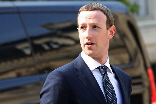 La red social de Mark Zuckerberg fue duramente criticada.
