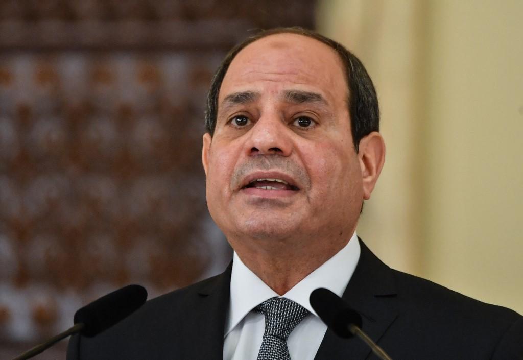 Abdel Fatah Al Sisi