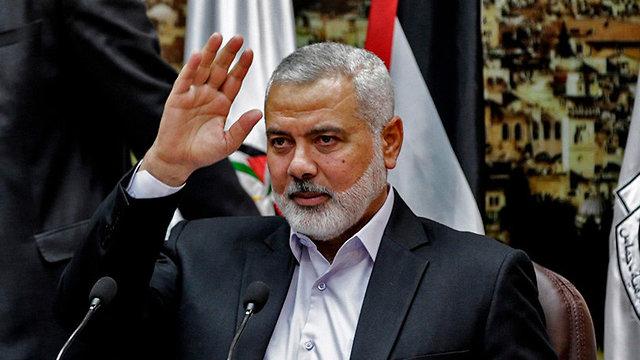 Ismail Haniya, líder de Hamás