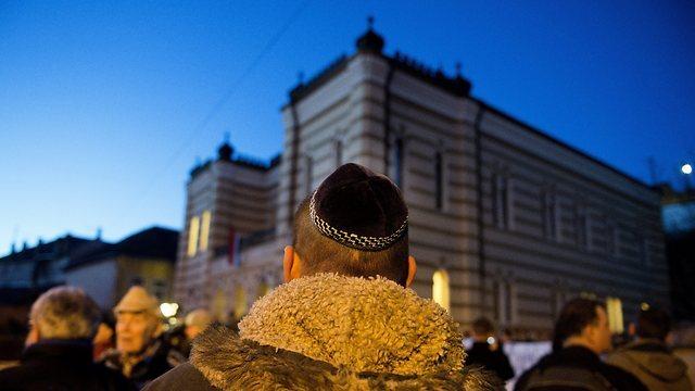 Los judíos de Hungría ocultaban sus orígenes