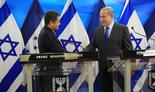 Visita del presidente de Honduras a Israel en 2016