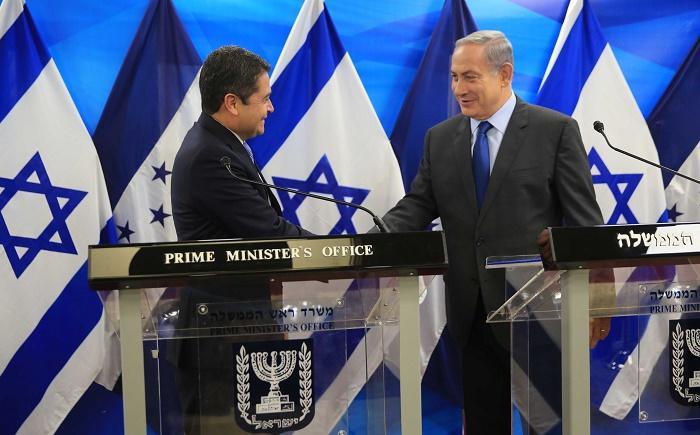 Lazos cada vez más estrechos entre Honduras e Israel