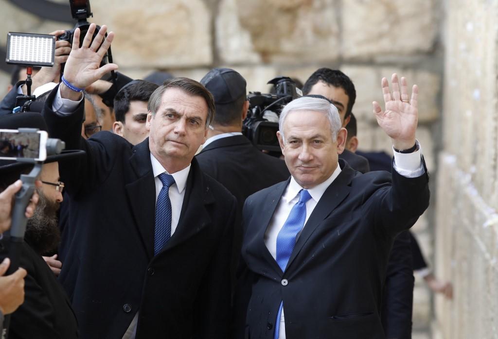 Bolsonaro Netanyahu