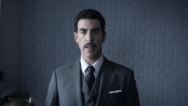 """Sasha Baron Cohen es el protagonista de """"El Espía"""""""