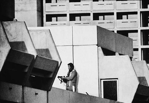 Terrorista Munich