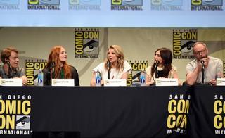 """El elenco de """"Game of Thrones"""" en una edición de la Comic Con"""