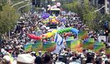 Festival del orgullo gay en Tel Aviv