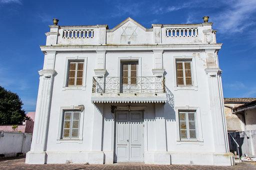 Sinagoga Marcus Sterman - Brener - Monumento Histórico Nacional 1909