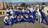 Voluntarios israelíes en Guatemala