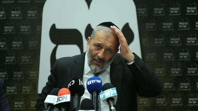 El líder de Shas, Arié Deri, recomendará a Netanyahu para primer ministro