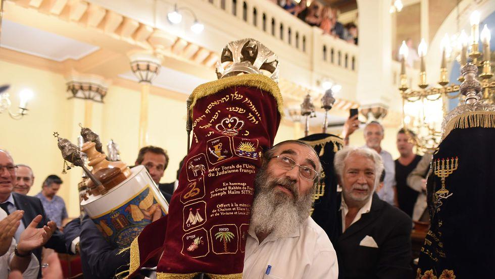 Los judíos abandonan Niza