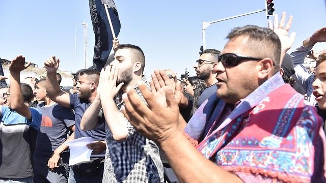 Manifestaciones árabes
