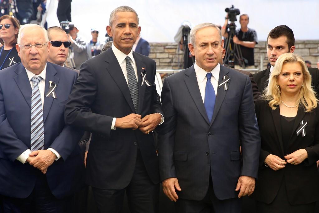 Los Estados Unidos temían un ataque masivo de Israel contra Irán