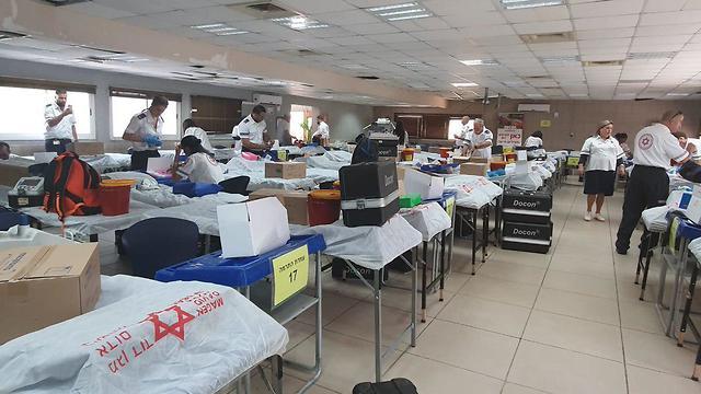Israel busca romper su propio récord en donaciones de sangre