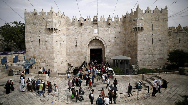 La Puerta de Damasco