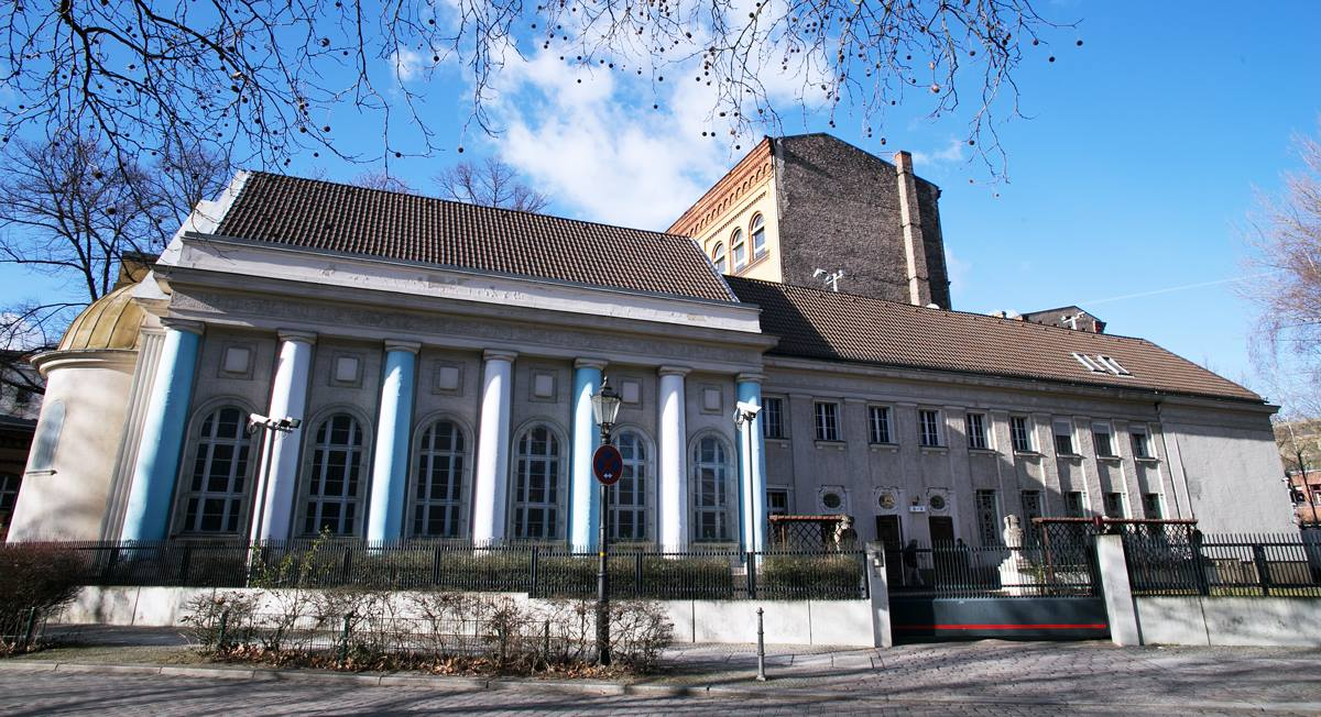 sinagoga Fraenkelufer