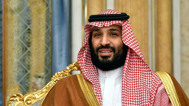El príncipe heredero saudita Mohamed bin Salmán