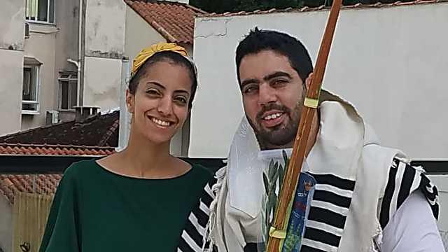 Los enviados de Bnei Akiva en Río de Janeiro