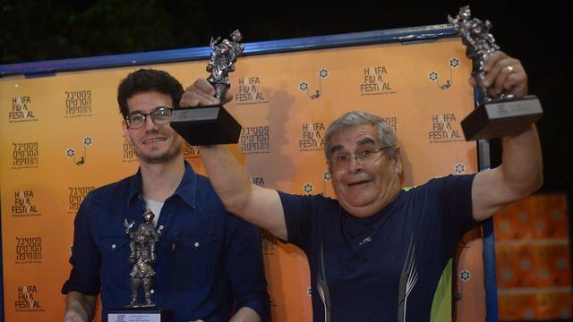 Oren y Meir Gerner celebran la obtención de los premios