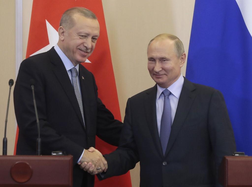El acuerdo de Rusia y Turquía pone fin al sueño de autonomía kurdo