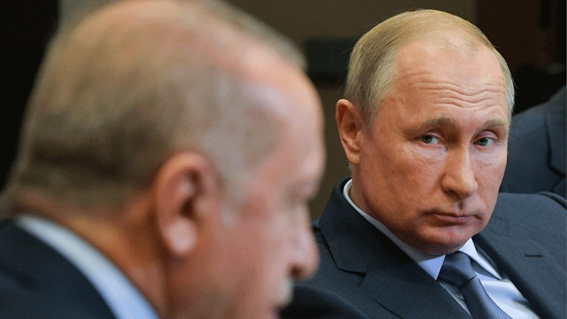 Turquía confía en Putin