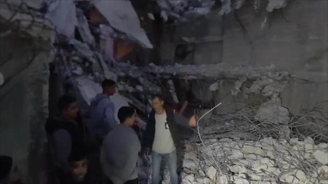 Las FDI demolieron la casa del terrorista palestino