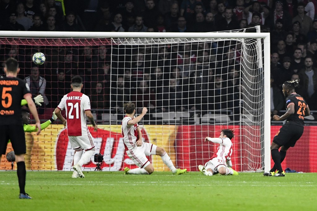Ajax vs. Chelsea