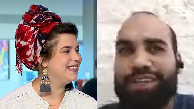 Omar Askar y Reut Ojaión