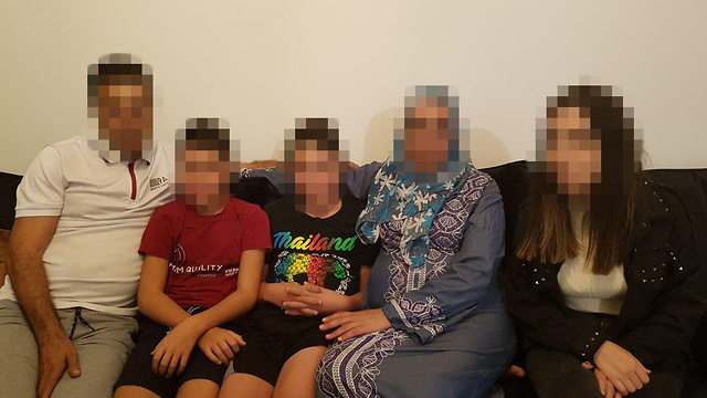 familia arabe