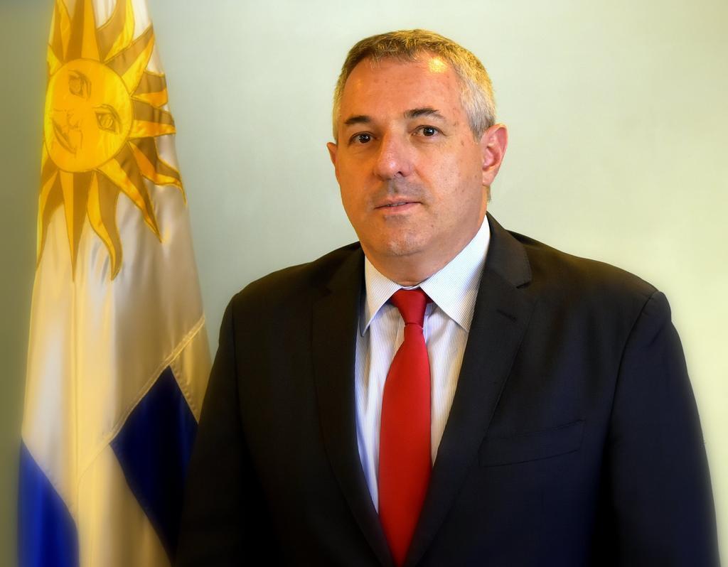 Bernardo Greiver con Rivlin