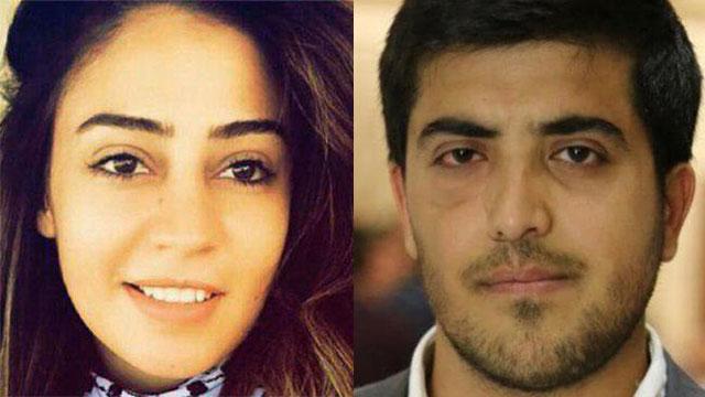Heba Al-Lebadi y Abdelrahman Meri fueron liberados por Israel