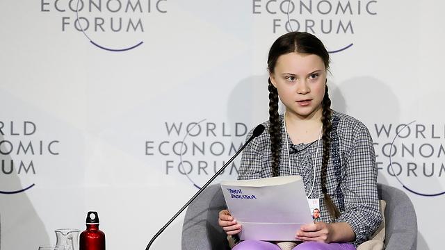 Greta Thunberg, la adolescente sueca conocida por su activismo contra el cambio climático