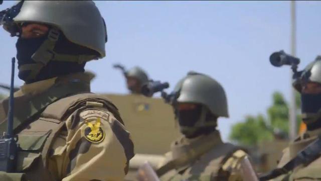 El ejército egipcio abatió a 83 terroristas