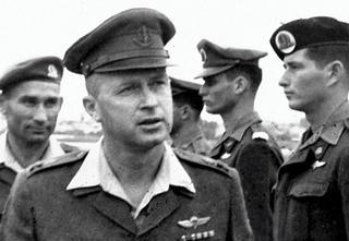 Antes de ser primer ministro Itzjak Rabin realizó una destacada carrera militar
