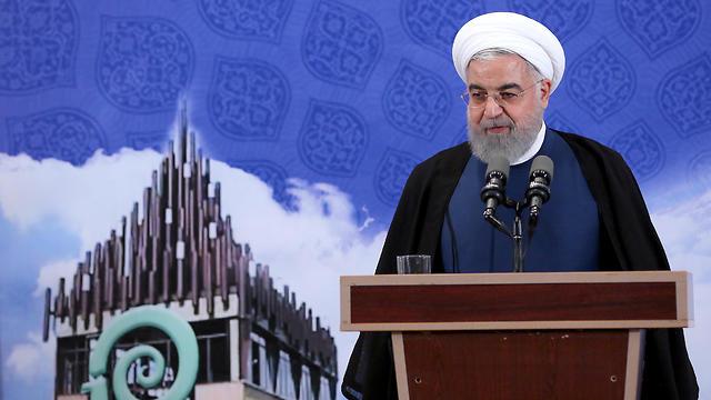 El presidente iraní anunció que continuará reduciendo sus compromisos del acuerdo nuclear