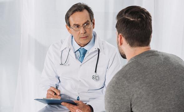 El segundo cáncer más común entre los hombres.