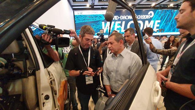 """Nadav Argaman: """"El Shin Bet invierte en tecnología de avanzada"""""""