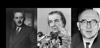 Las familias de Moshe Sharet, Golda Meir y Levi Eshkol lideran el reclamo.