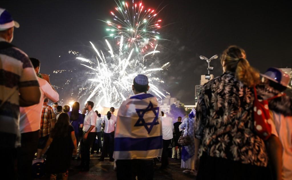 Israel ya prepara los festejos del 72º aniversario de su independencia
