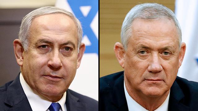 Benjamín Netanyahu y Benny Gantz no logran llegar a un acuerdo para formar gobierno.