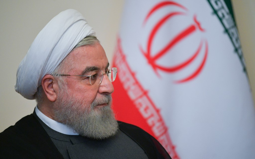 """Rouhani: """"Es un pequeño regalo del gobierno al pueblo"""""""