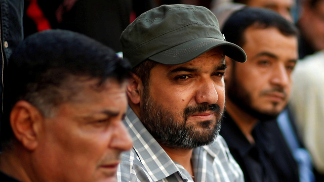 Comandante asesinado de la Jihad Islámica Baha Abu al-Ata