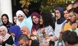 Protesta Árabe Tel Aviv