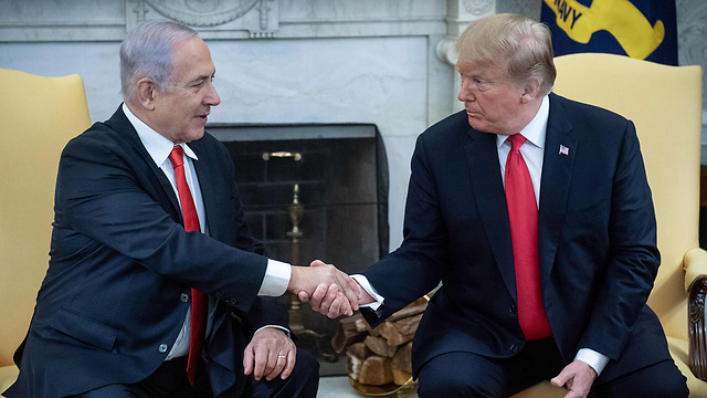Trump y Netanyahu dialogaron sobre Irán