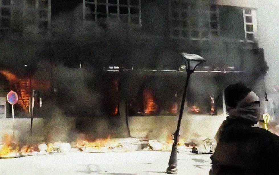 Continúan las protestas en Irán