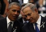 Obama y Netanyahu en Israel